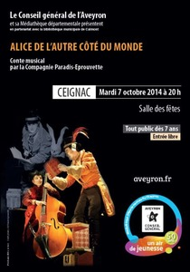 Spectacle Musical (7 octobre 2014)